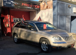 2005 Chrysler Pacifica Touring Certified 6 Seats!