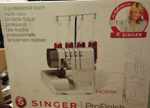 Singer Serger. Brand new!