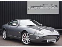 2005 Jaguar XK8 4.2 - S V8 Coupe Limited Edition *Quartz + Cashmere*
