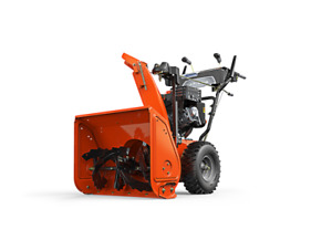 "Ariens 24"" compact snow blower"