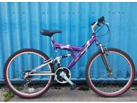Ladies bike . Active mtb bike . Mountain bike . Women bike . Girls bike . Bike .
