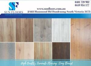 OPENING SALE- High Quality Laminate, Designer Tiles, SPC Vinyl Braybrook Maribyrnong Area Preview