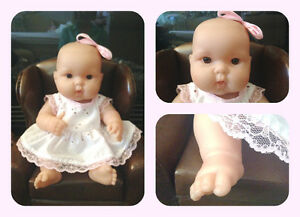 "BERENGUER (J C TOYS) Lots To Love Baby 14"" Pink London Ontario image 1"