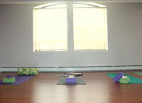 Room for Rent at Downtown Yoga Studio Amherst (monthly or daily)
