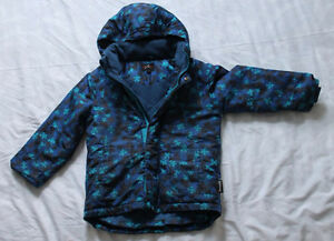 Boys Winter Jacket SEARS size 7 with Thinsulate