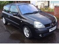 **Great little Renault Clio for sale**
