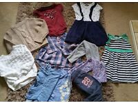 3-4 years bundle of girls clothes