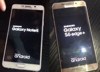 Trading/Echange Samsung S6 Edge + $$$ for your Note 5 or Edge+
