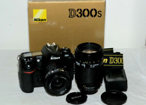 Nikon D300s body + 2 Lense in excellent working condition