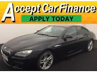 BMW 640 M Sport FROM £135 PER WEEK!