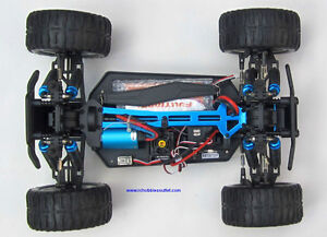 New RC Truck Brushless Electric  4WD LIPO 2.4G Kitchener / Waterloo Kitchener Area image 8