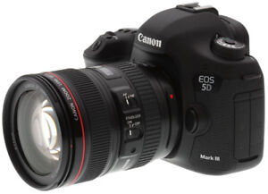 Canon 5D Mark III - Mint, <12k shutter actuations