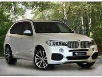 2016 BMW X5 3.0 XDRIVE 40D M SPORT 5 DR AUTO 7 SEATER VAT Q DIESEL