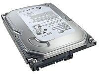Seagate 3.5 Hard Drive 500GB