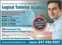 Affordable Home Tutoring Available Grad 1-12