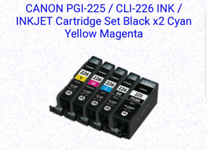 Canon Color Ink Cartridges (CLI-226)