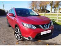 2014 14 Nissan Qashqai 1.6dCi 4X4 Tekna with Navigation