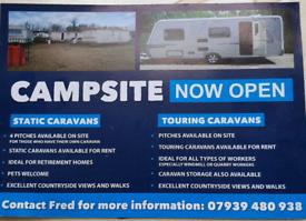 Static caravan for rent in south Lanarkshire