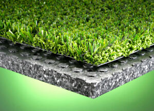 ARTIFICIAL GRASS TURF THICK UNDERPAD 30 Sq Ft - 7.5x 4  Ft