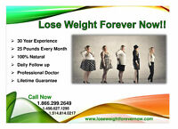 Lose Weight Forever Now