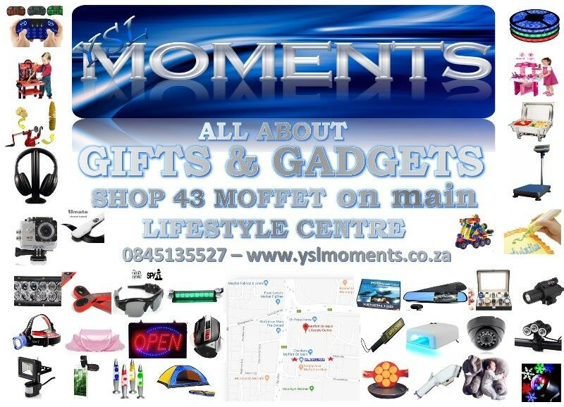 YSL MOMENTS - GIFT & GADGET SHOP - WE HAVE MOVED