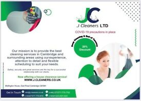 End Of Tenancy Cleaning/ Deep Carpet Cleaning / Professional Move In Deep Cleaning Service Cambridge