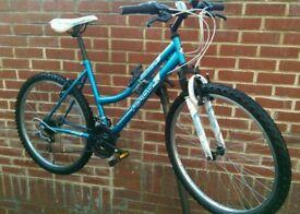 "Girls Bike Vertigo 26"" Wheels (Holiday From 17th)"