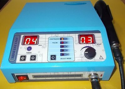 Physiotherapy Ultrasound Ultrasonic Digital Suitable Underwater Plastic Unit IW7, used for sale  Shipping to Canada