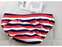 brand new with labels. mothercare swim nappy 0-6 months