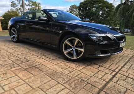 2009 BMW 650i Convertible **12 MONTH WARRANTY**