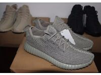 new Adidas yeezy 350 boost Private Moonrock best quality come with box size 3~12