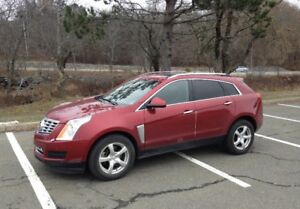 2013 Cadillac SRX (66620km) - Inspected Till March 2020