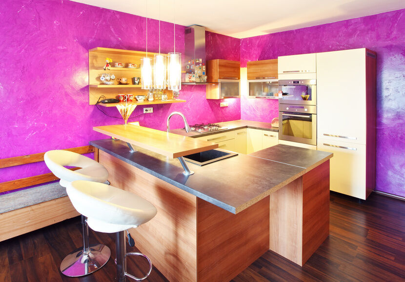 How to Choose Wallpaper for a Kitchen