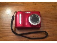 Kodak Easyshare Digital Camera C142 Red, 3x Optical Zoom, 10 Mega Pixels