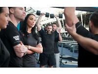 Become a Fitness Instructor - Up to £30k!