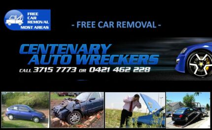 WE PAY CASH FOR CARS - FREE AUTO BODY REMOVAL Seventeen Mile Rocks Brisbane South West Preview
