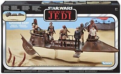 Star Wars The Vintage Collection - Jabba's Tatooine Skiff Collectible Vehicle