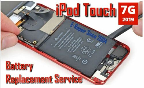 Apple Ipod Touch 2019 7 7th Gen  A2178 Battery Repair Replacement Service