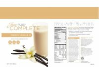 JUICE PLUS COMPLETE VANILLA & CHOCOLATE