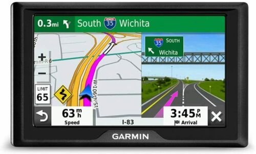 Garmin Drive 52 GPS With US and Canada Map Updates and Traffic 010-02036-07