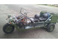 reliant trike project