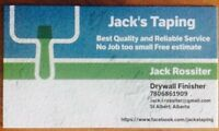 need a drywall taper?