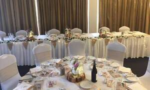 Chair Covers and Sashes Southern River Gosnells Area Preview
