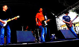 Local band available for hire. Rock / Pop Hits from 1970s - 2000s