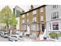 Bright double room in shared accommodation apartment in Queensdale Road, Holland Park, W11
