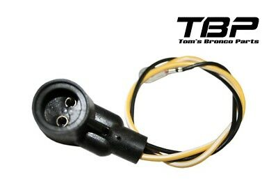1966-1979 Ford Bronco F-150 Fuel Sending Unit Pigtail Harness, New