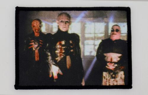 PATCH - Hellraiser - HORROR - Pinhead / Cenobites, Clive Barker