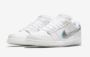 Nike SB dunks low diamond