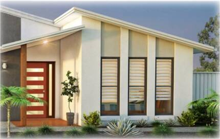 Granny Flat Kit Home – Plan 59 2 Bedrooms - Size 59.20m2 FULLY IN
