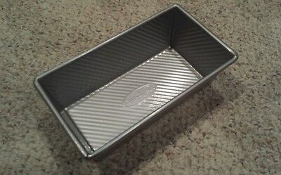 Classic Wolfgang Puck 5 x  9 in. Heavy Duty Nonstick Bakeware Large Loaf Pan EUC